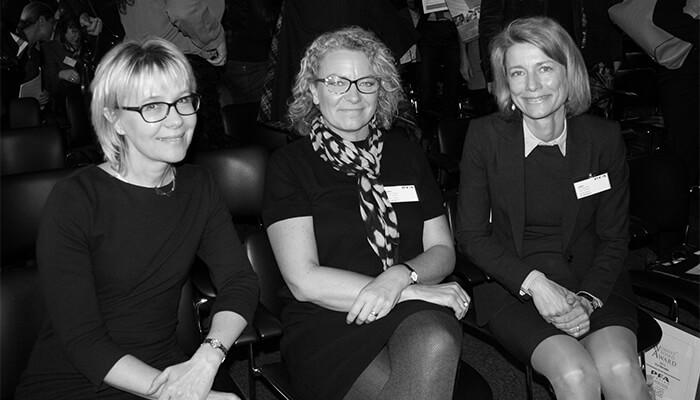Women's Board Award 2014